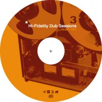 Package Design for Guidance Recordings - Hi-Fidelity Dub Sessions Vol. 3. CD, LP for domestic and international release.